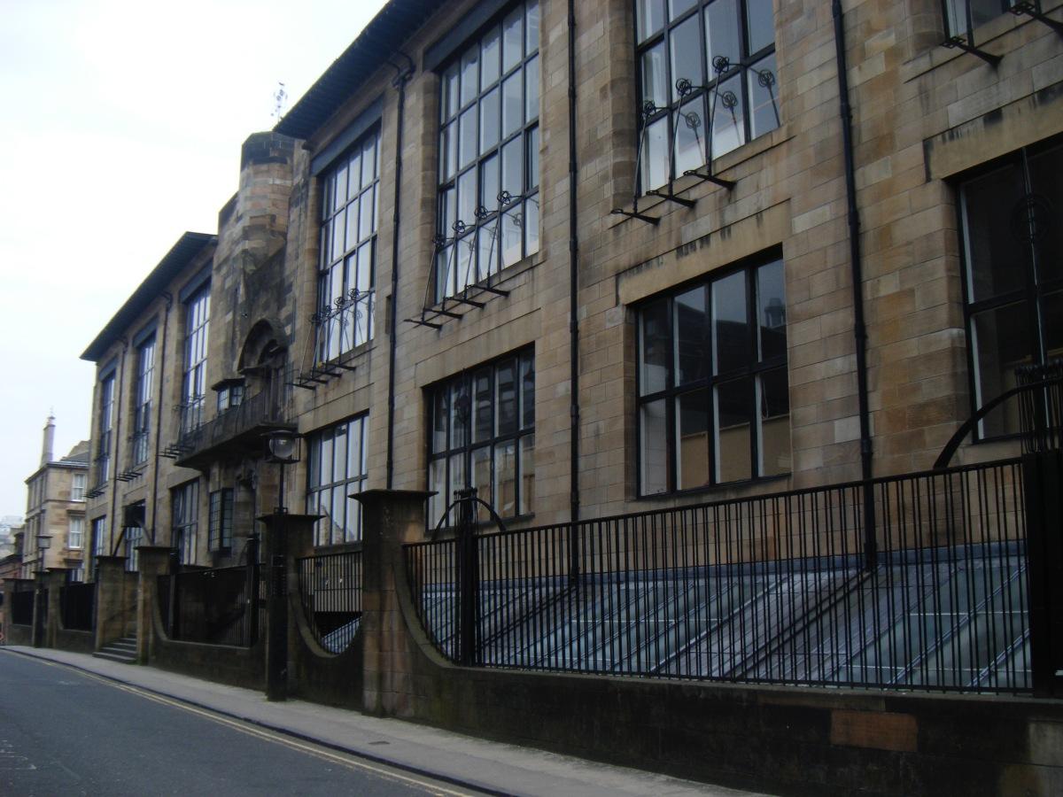 Glasgow School of Art, 2008
