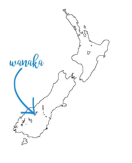 one day in wanaka • the girl with the map tattoo